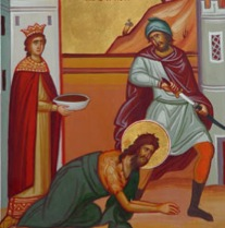 Beheading of St. John