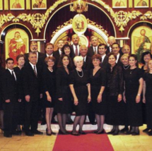 St. Romanos Chorale