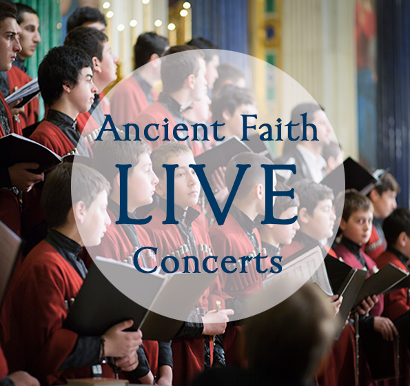 Ancient Faith Live Concerts