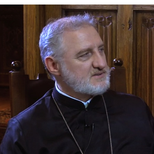 A Visit With Archbishop Elpidophoros