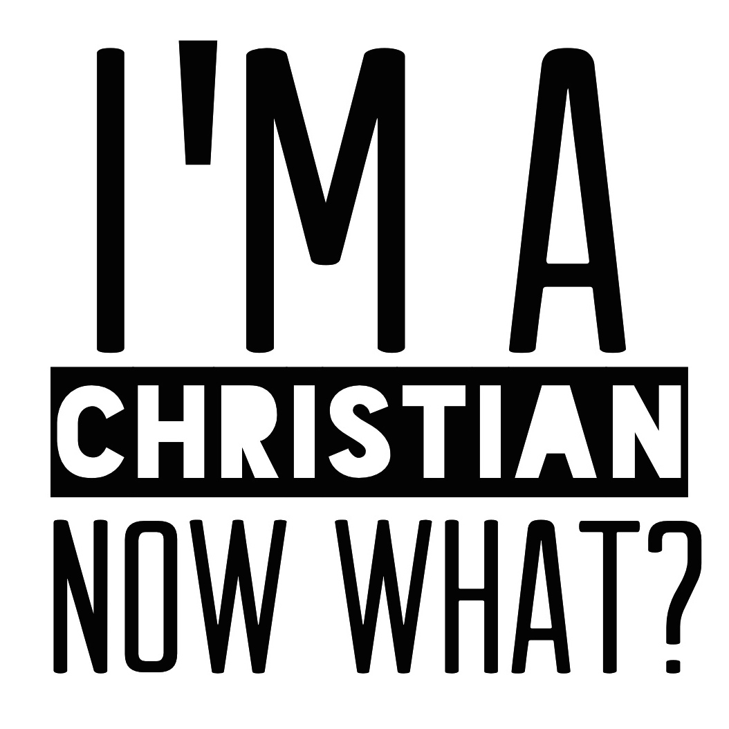 I'm a Christian; Now What?